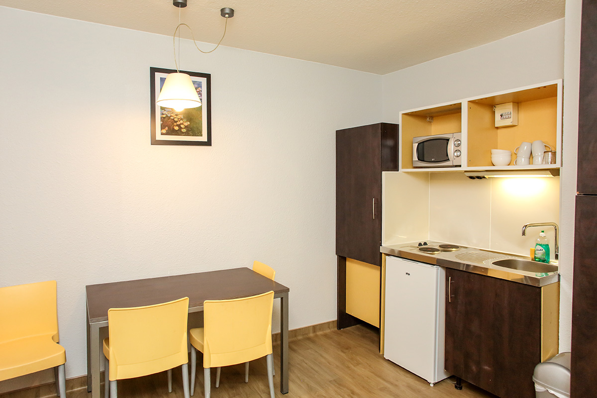 AppartHotel Torcy - Kitchenette